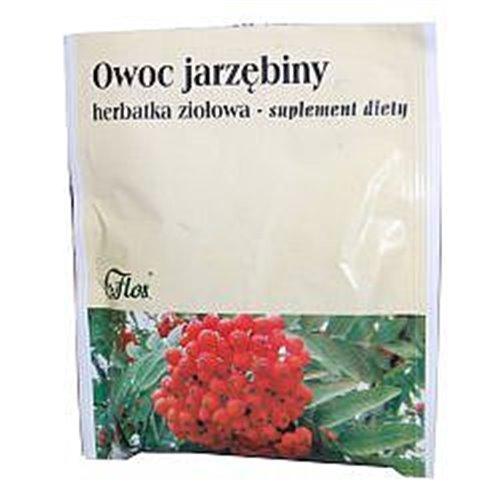 Jarzębina Owoc, Owoc Jarzębiny 50g