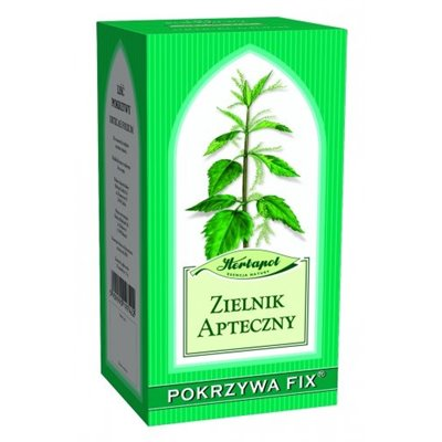 Pokrzywa Liść Fix - 1,5g x 30 sasz. Herbapol Lublin