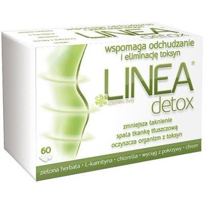 Linea Detox - 60 tabl.