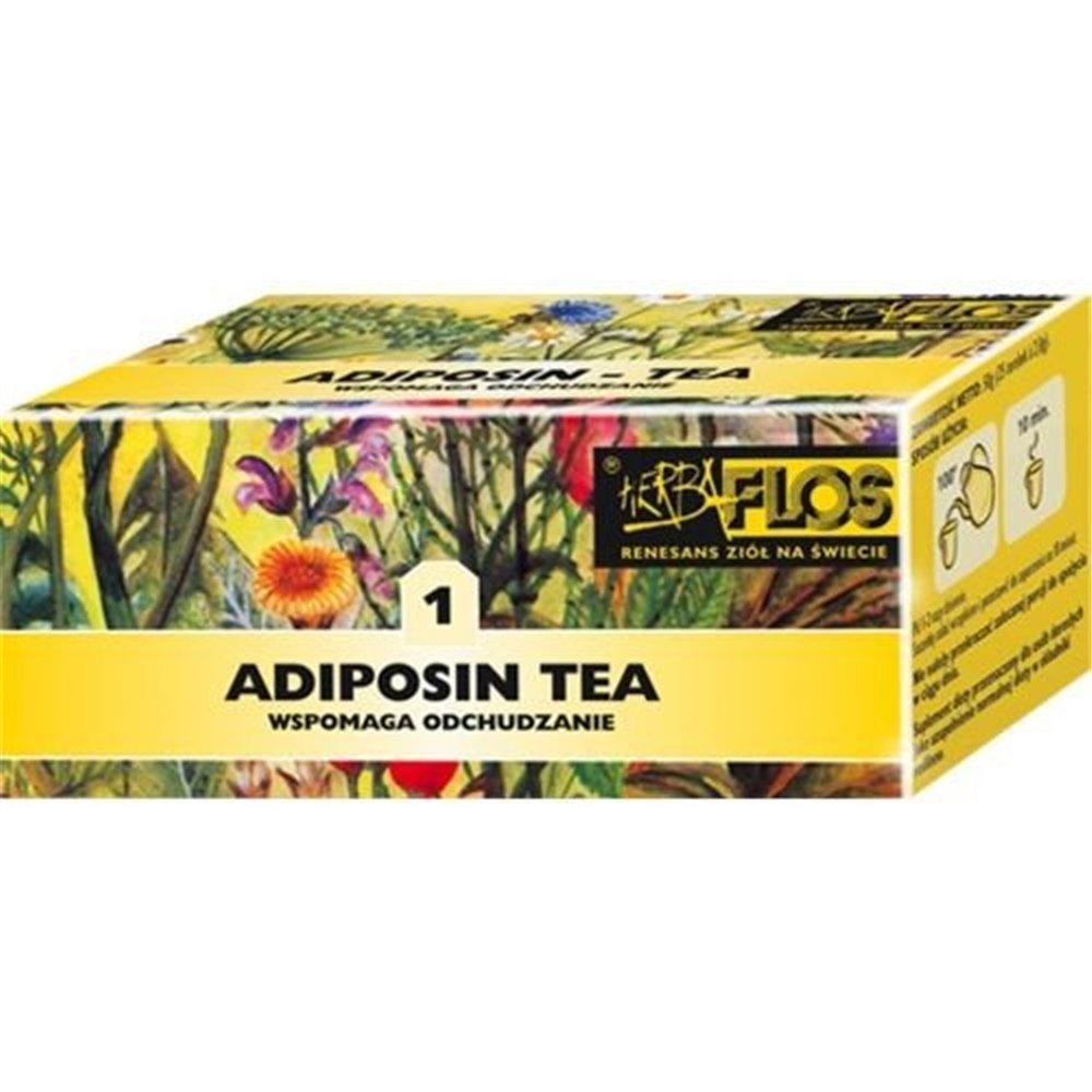Adiposin Tea - 25 sasz.