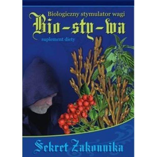 Bio-Sty-wa - biologiczny stymulator wagi - 40 sasz.