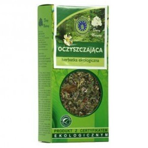 Herbatka oczyszczająca - 50g