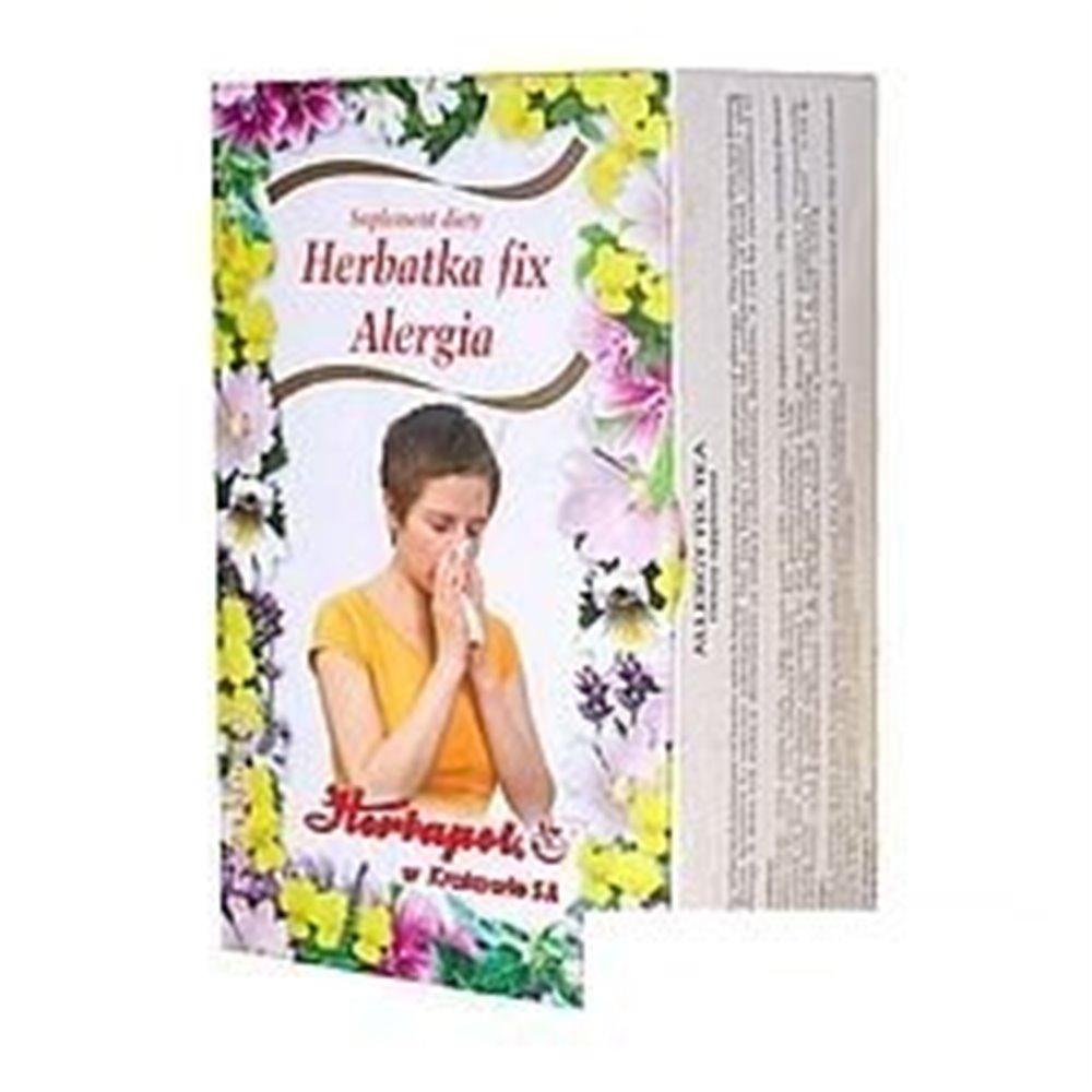 Herbatka na alergię FIX - 20x2g