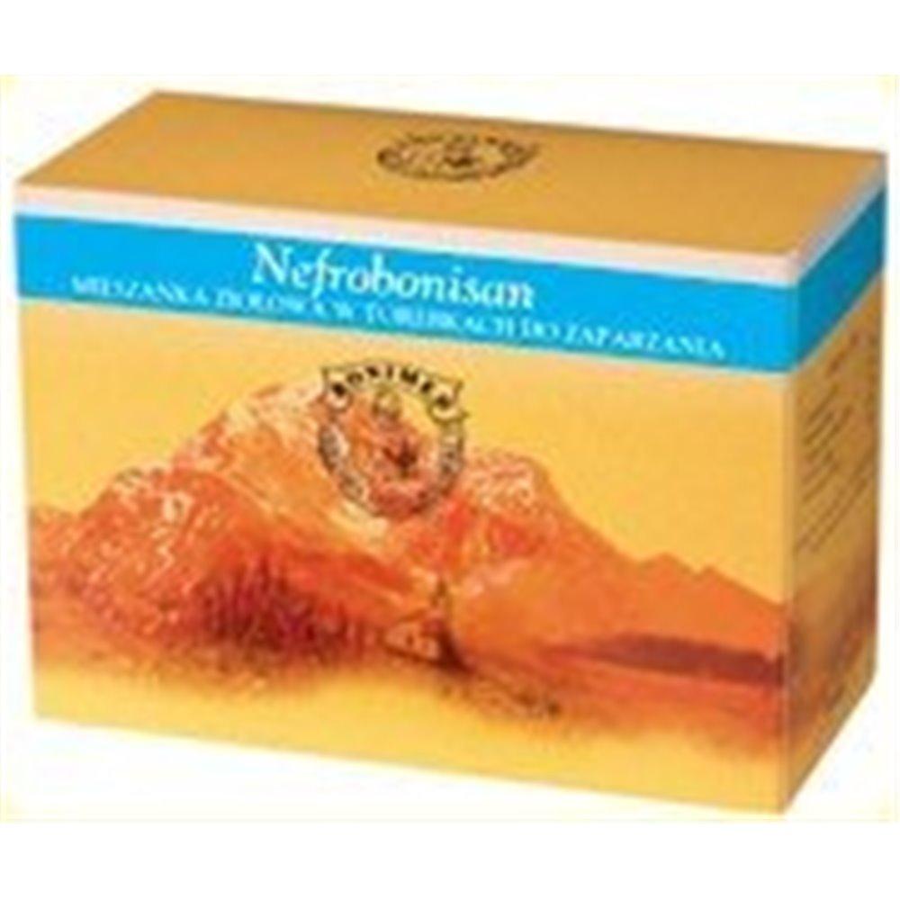 Nefrobonisan 20sasz. - herbatka ziołowa moczopędna