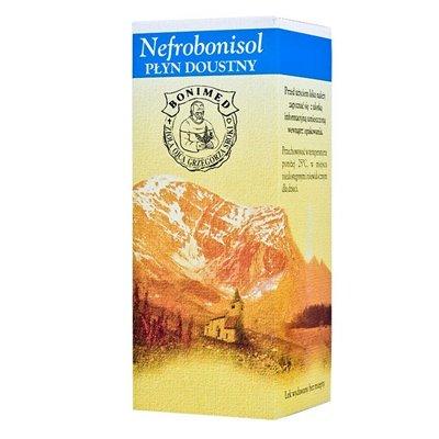 Nefrobonisol - krople ziołowe 100g