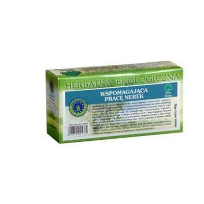 Herbatka ekologiczna wspomagająca pracę nerek fix 50g