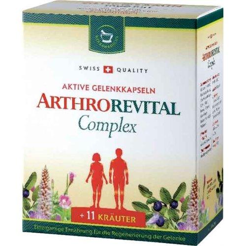 ArthroRevital Complex 30kaps. - kompleksowa rewitalizacja stawów