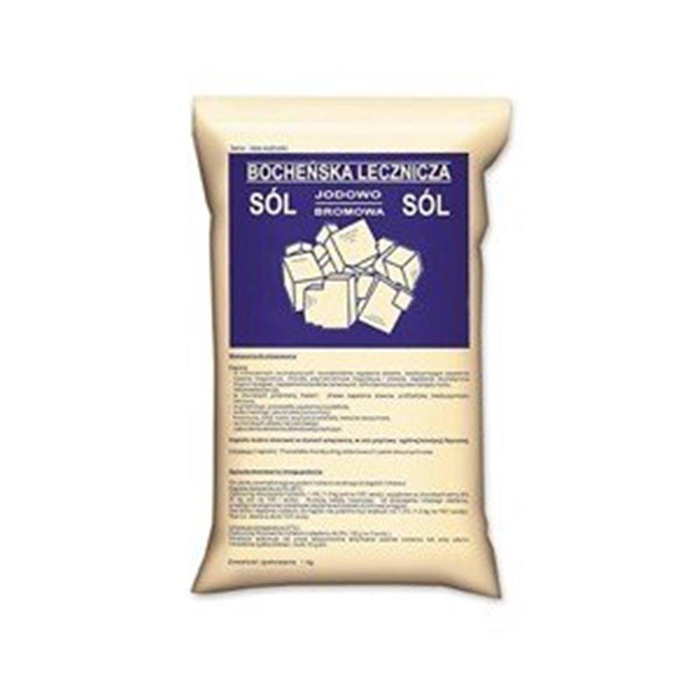 Bocheńska lecznicza sól jodowo-bromowa 1kg