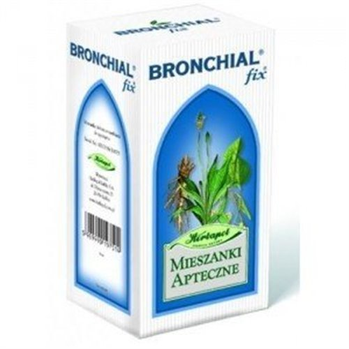 Bronchisan/Bronchial fix 3,0g x 20 sasz. Herbapol Lublin