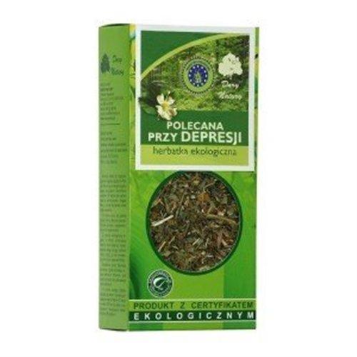 Herbatka Ekologiczna polecana przy depresji 50g