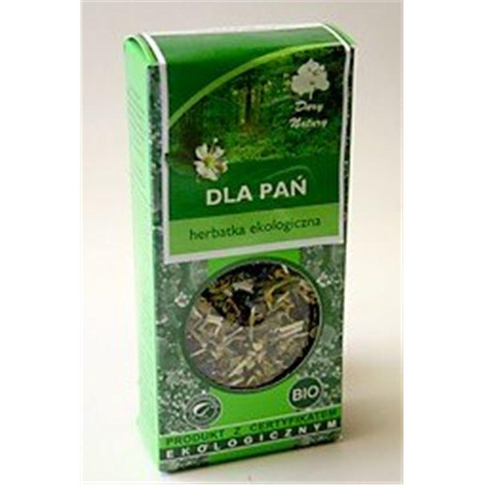 Herbatka Ekologiczna dla Pań 50g
