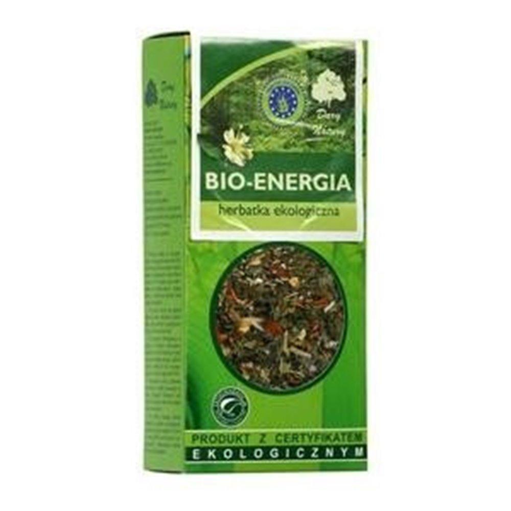 Herbata Ekologiczna Bio-Energia 50g