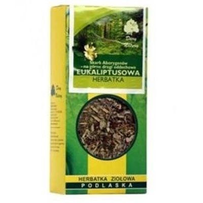 Herbatka Ekologiczna Eukaliptusowa 50g
