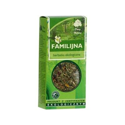 Herbatka Ekologiczna Familijna 50g