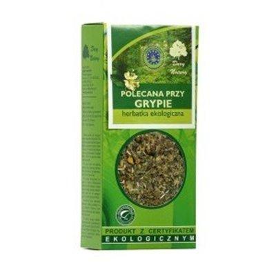 Herbatka Ekologiczna przeciwgrypowa 50g