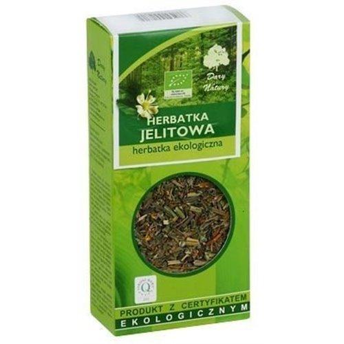Herbatka Ekologiczna Jelitowa 50g