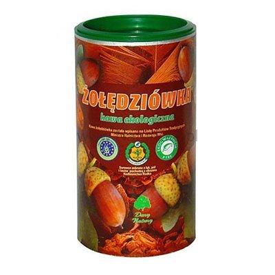 Herbatka Ekologiczna Kawa Żołędziówka 200g tuba