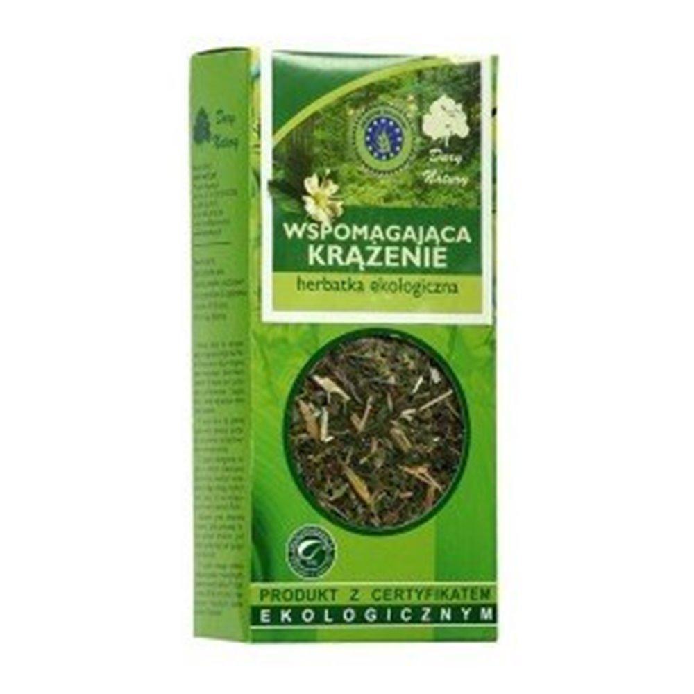Herbatka Ekologiczna Wspomagajaca Krążenie 50g