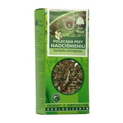 Herbatka Ekologiczna przy nadciśnieniu 50g