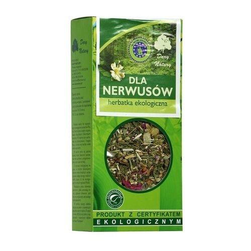 Herbatka Ekologiczna dla Nerwusów 50g
