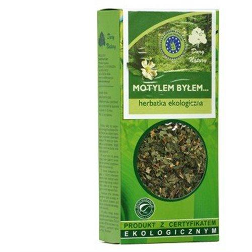 Herbatka Ekologiczna Odchudzająca &quotmotylem byłem&quot 50g
