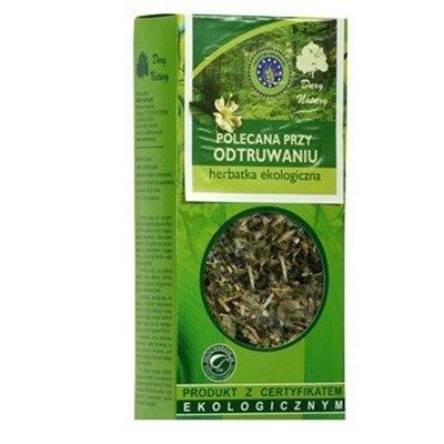 Herbatka Ekologiczna Odtruwająca 50g