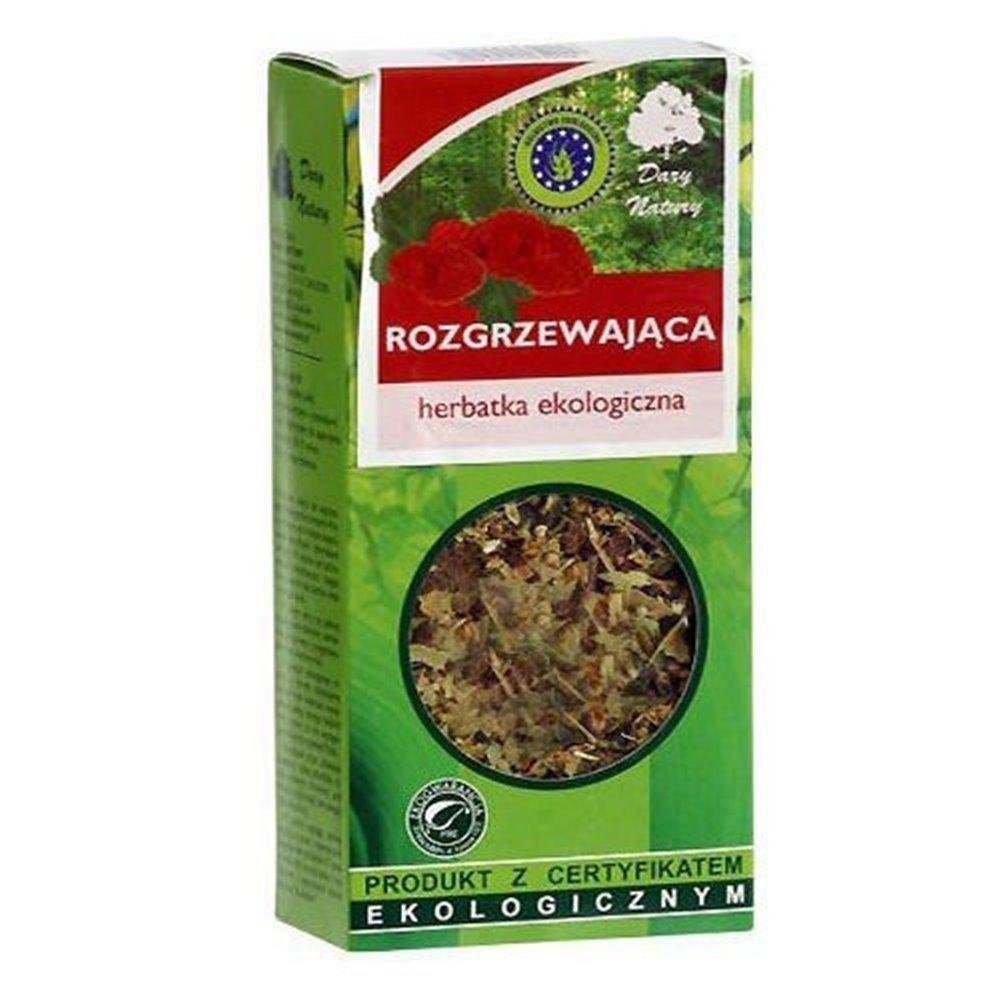Herbatka Ekologiczna Rozgrzewajaca 50g