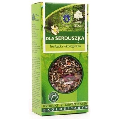 Herbatka Ekologiczna Sercowa 50g