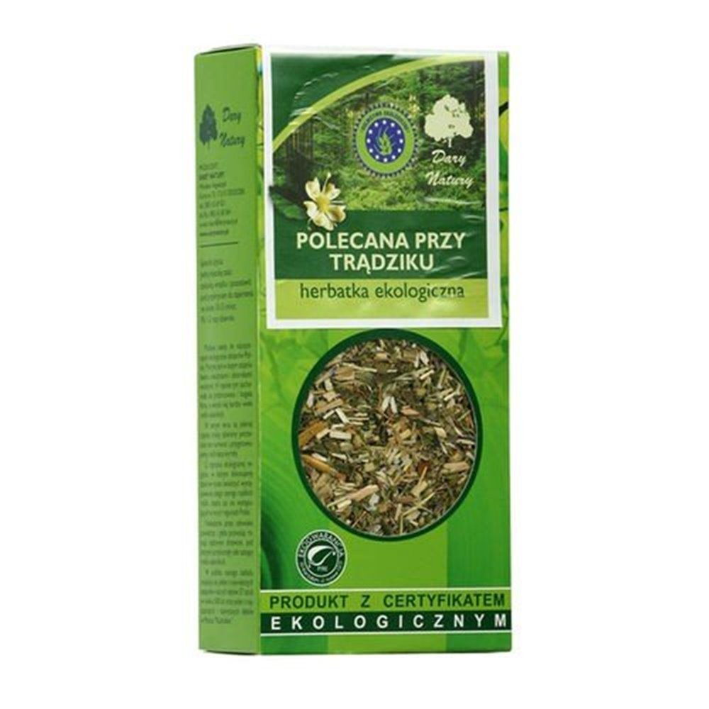 Herbatka Ekologiczna przeciwTrądzikowa 50g