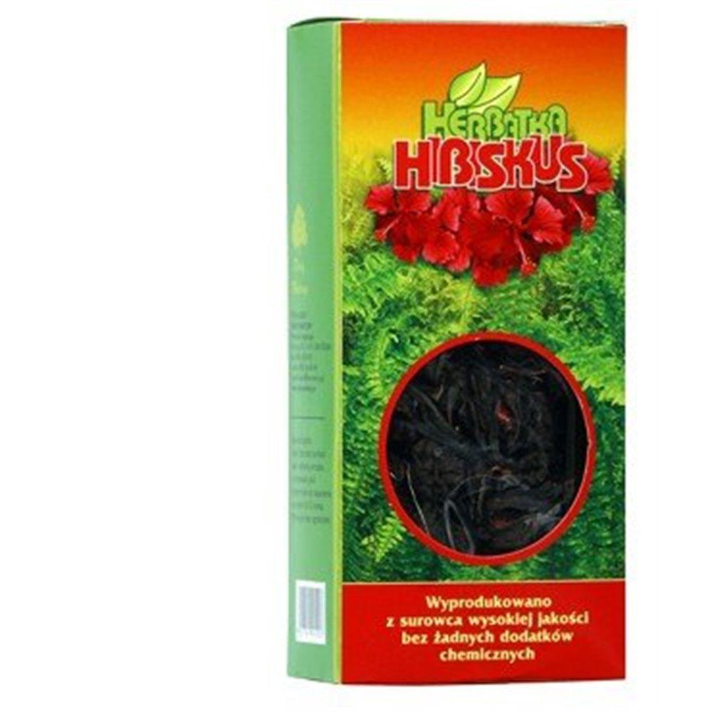 Herbata sypana Hibiskus 50g