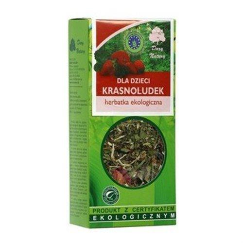 Herbata Ekologiczna dla Dzieci Krasnoludek 50g