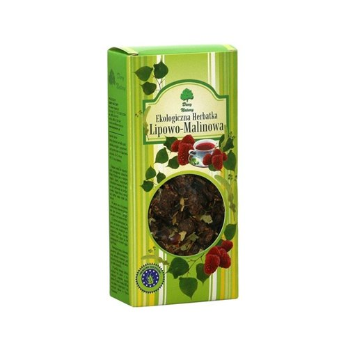Herbata sypana Lipowo - Malinowa 80g