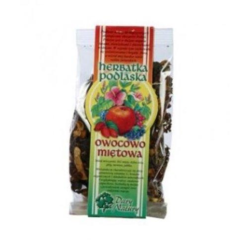 Herbata sypana Owocowo - Miętowa 80g