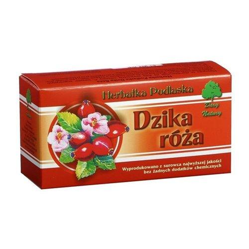 Herbata Podlaska Dzika Róża fix 20x2,5g