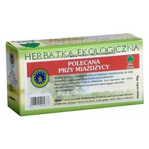 Herbatka Ekologiczna Miażdżyca fix 20x2g