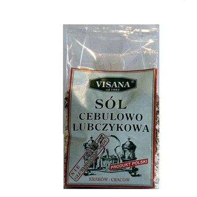 Sól Cebulowo - Lubczykowa 175g