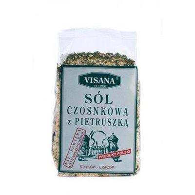 Sól Czosnkowa z Pietruszką 175g