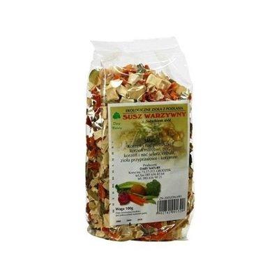 Susz warzywny z dodatkiem ziół 100g
