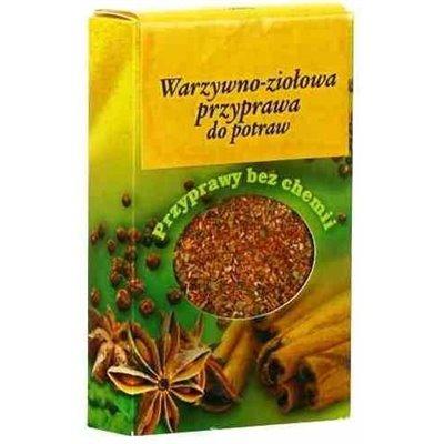 Warzywno - Ziołowa Przyprawa do Potraw 50g
