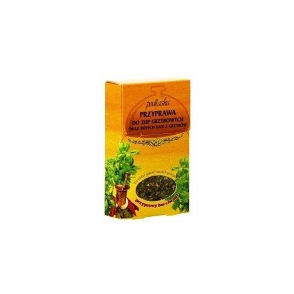 Przyprawa do Zup Grzybowych oraz innych dań z grzybów 50g