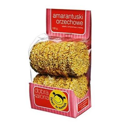 Amarantuski Orzechowe 100g