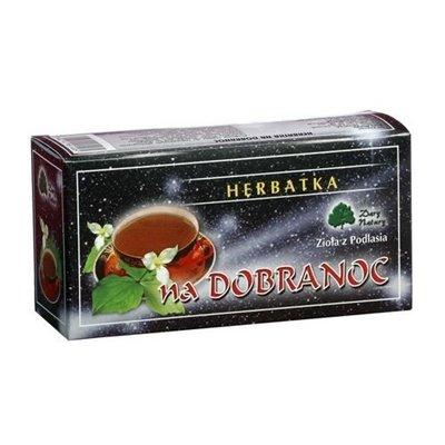 Herbata Na Dobranoc Fix 20x2g