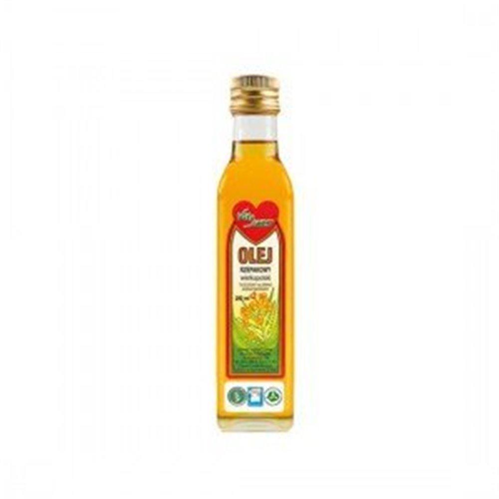 Olej Rzepakowy tłoczony na zimno 250ml