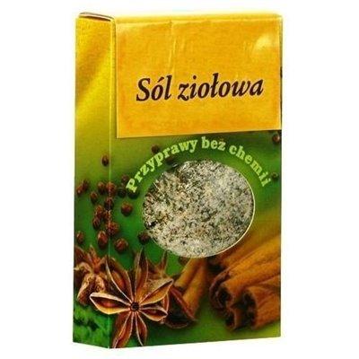 Sól Ziołowa 90g
