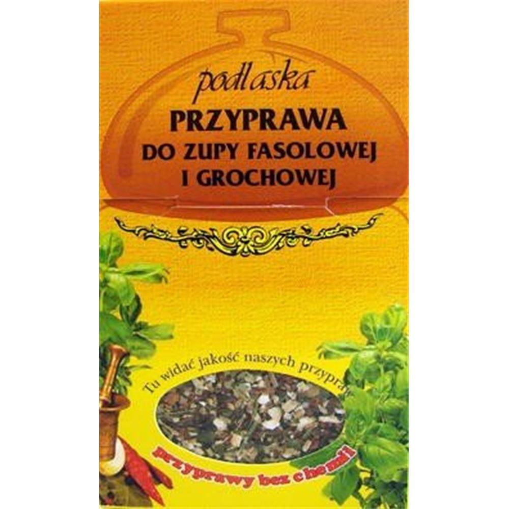 Przyprawa do Zupy Fasolowej i Grochowej 60g