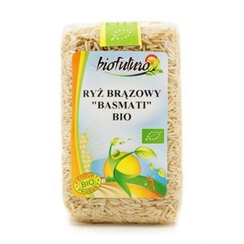 Ryż Brązowy Basmati 500g
