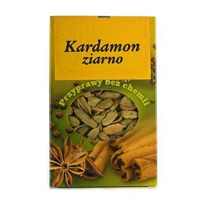Kardamon Ziarno 40g