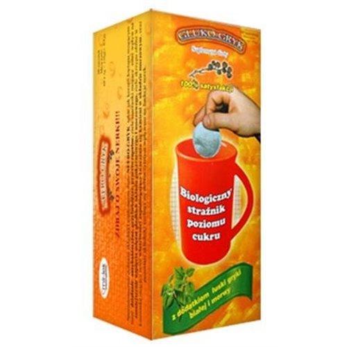 Herbata Gluko-Gryk 60x3g