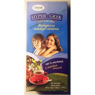 Herbata Hyper-Gryk 60x2.5g