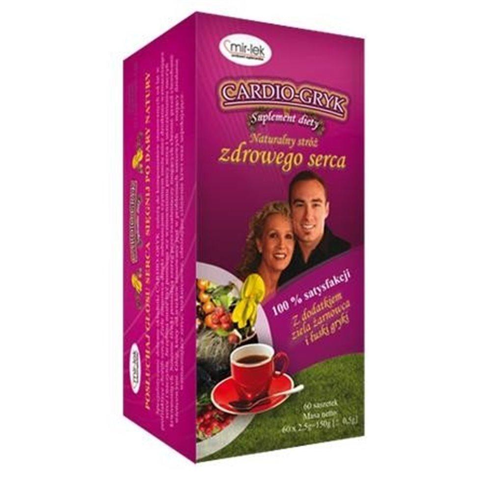 Herbata Cardio-Gryk 60x2.5g